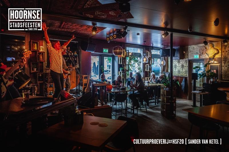 Legendary Hangovers (Café JP Coen) (c) Sander van Ketel | Awarnach