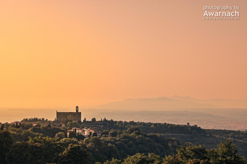 Volterra, Toscane