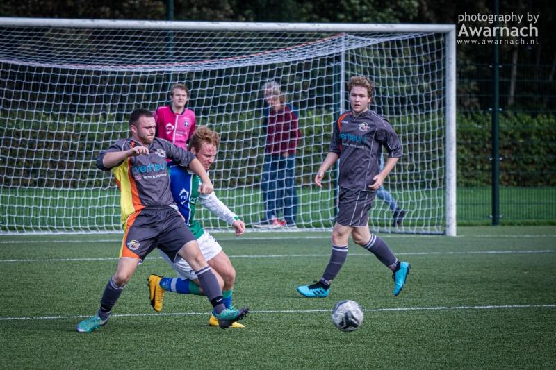 Sporting Andijk 3 vs. Kleine Sluis 2
