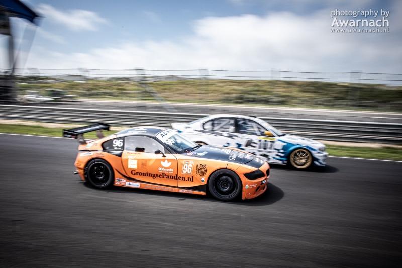 BMW E36 Cup, Zilhouette Cup en DTC