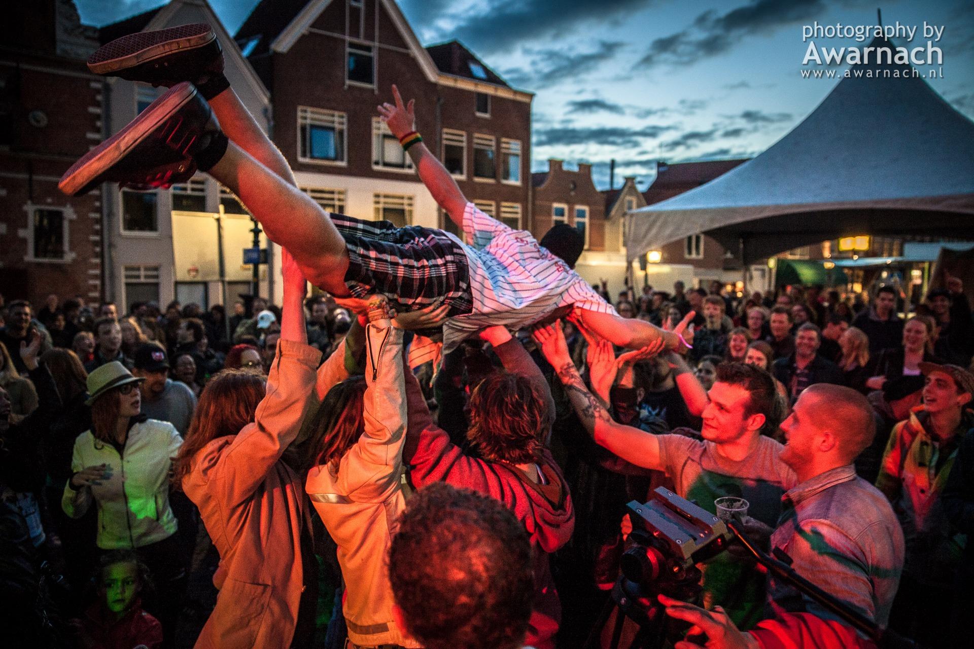 Martial Mouse @ Hoornse Stadsfeesten 2013