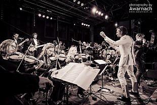 Grand Pop Orchestra olv Wouter Hakhoff @ Hoornse Stadsfeesten 2013