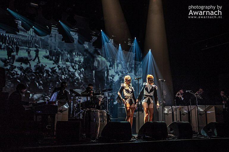 B Movie Orchestra @ Melkweg, Amsterdam 2012