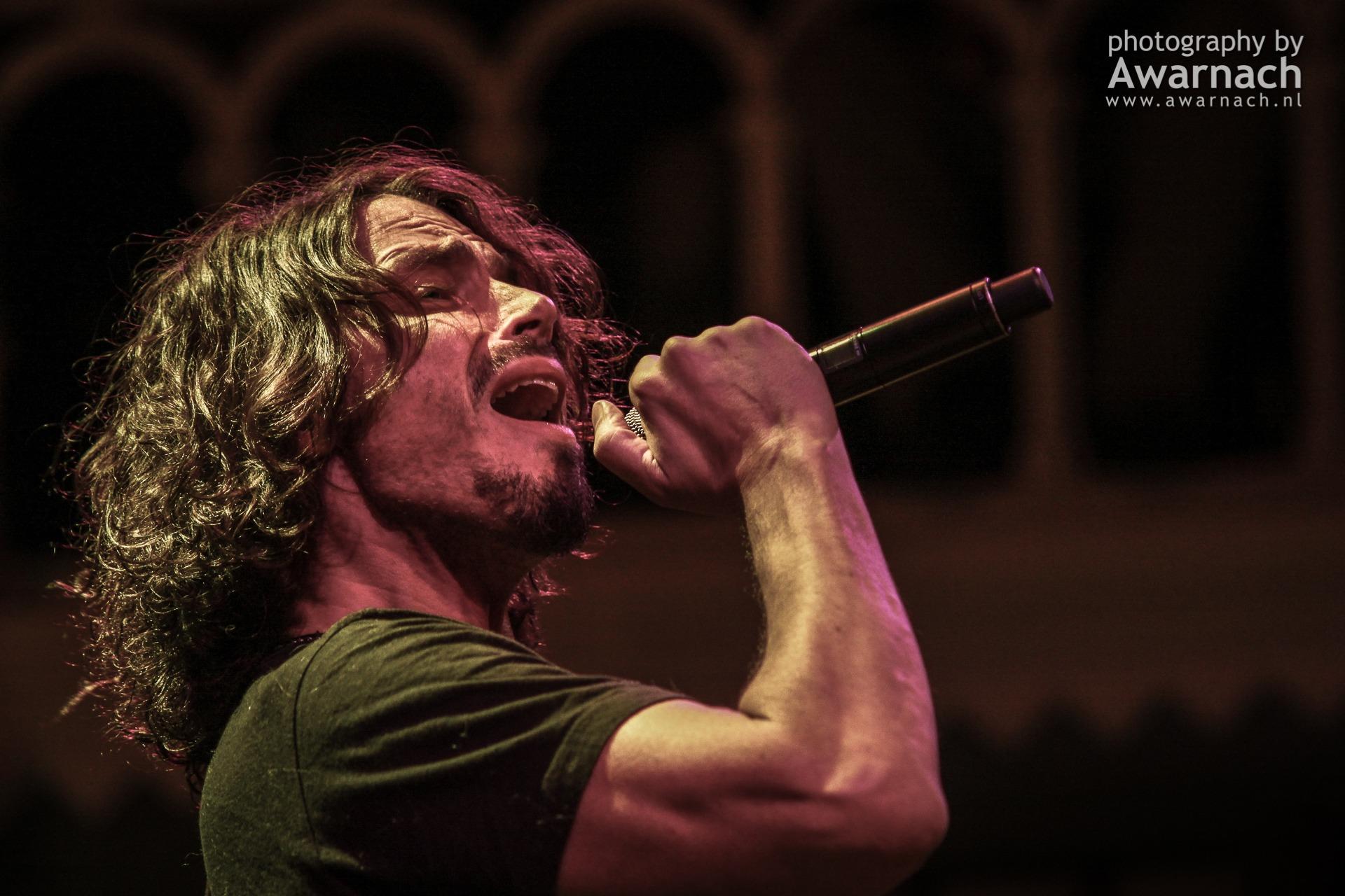 Chris Cornell - Paradiso, Amsterdam