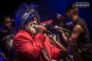 George Clinton - P3, Purmerend