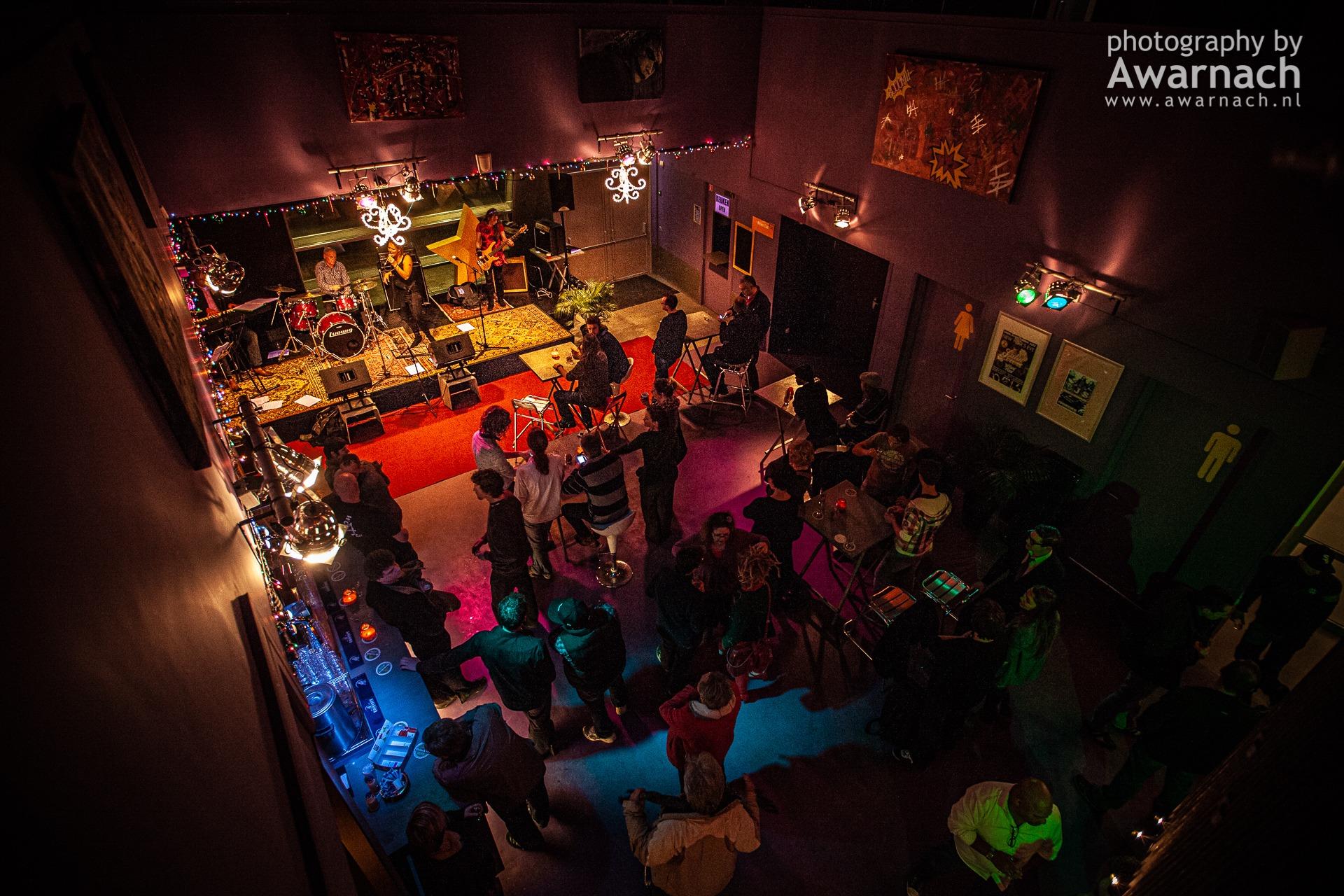 Muziekcafé P3, Purmerend 2012