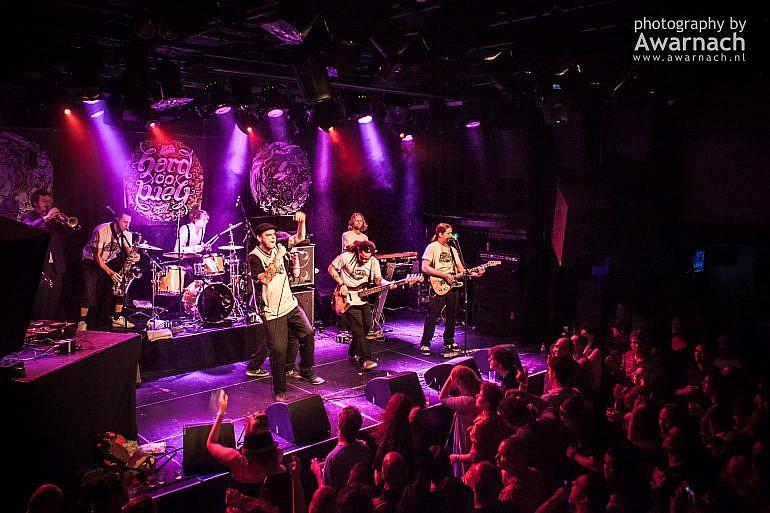 Def P & The Beatbusters @ Melkweg, Amsterdam 2012