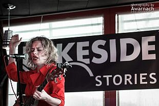 Barbera Breedijk @ Lakeside Stories 2013