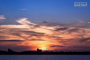 Zonsondergang @ Hoornsche Hop / Grote Waal