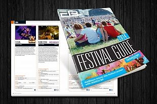 Publication in Festival Guide 2014