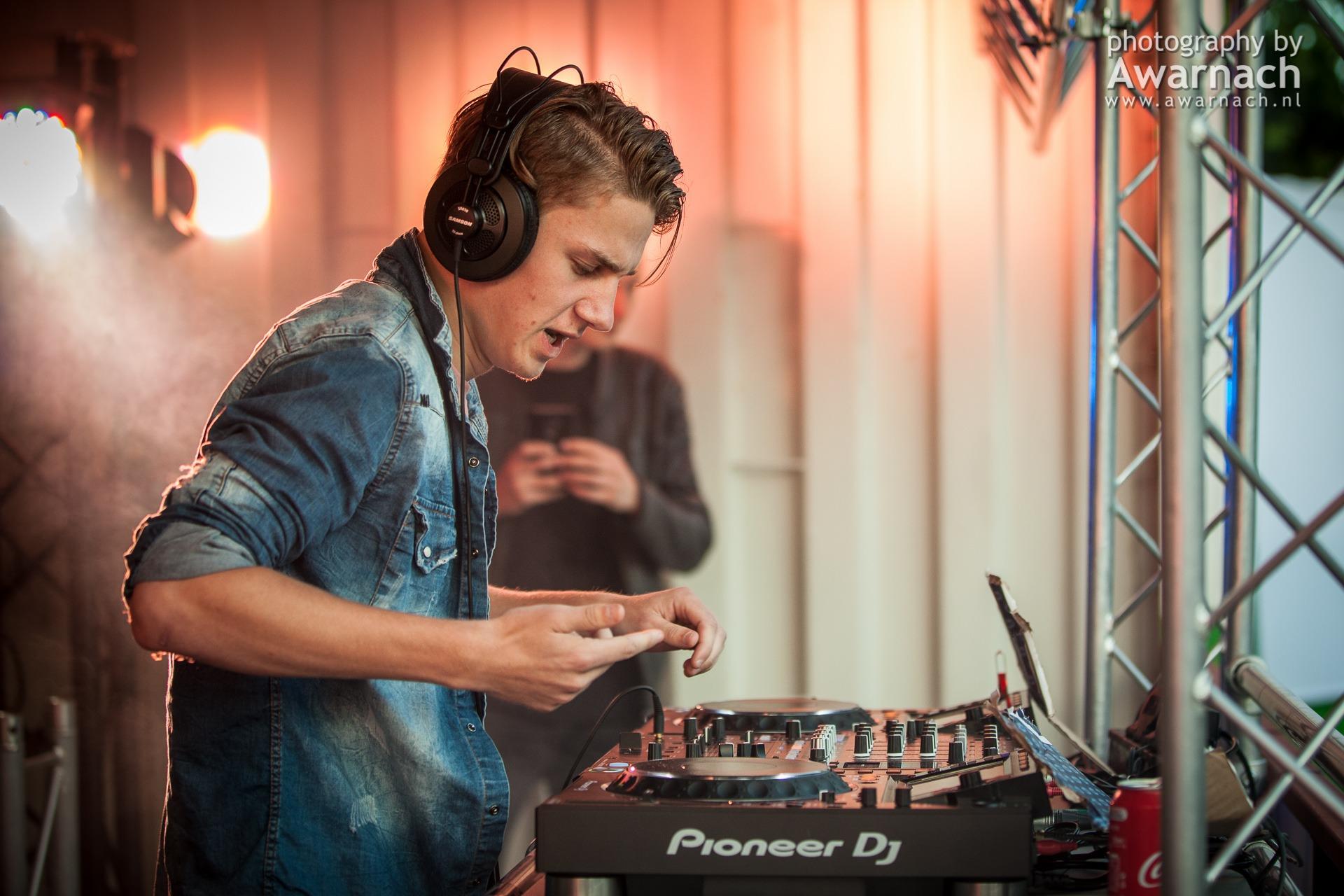 Vinnix @ Hoornse Stadsfeesten 2018