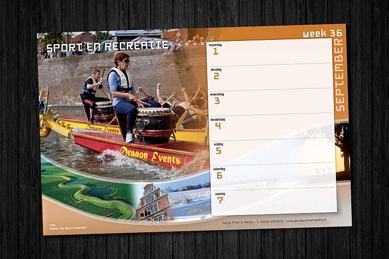 Agenda Westfriese Omringdijk 2014