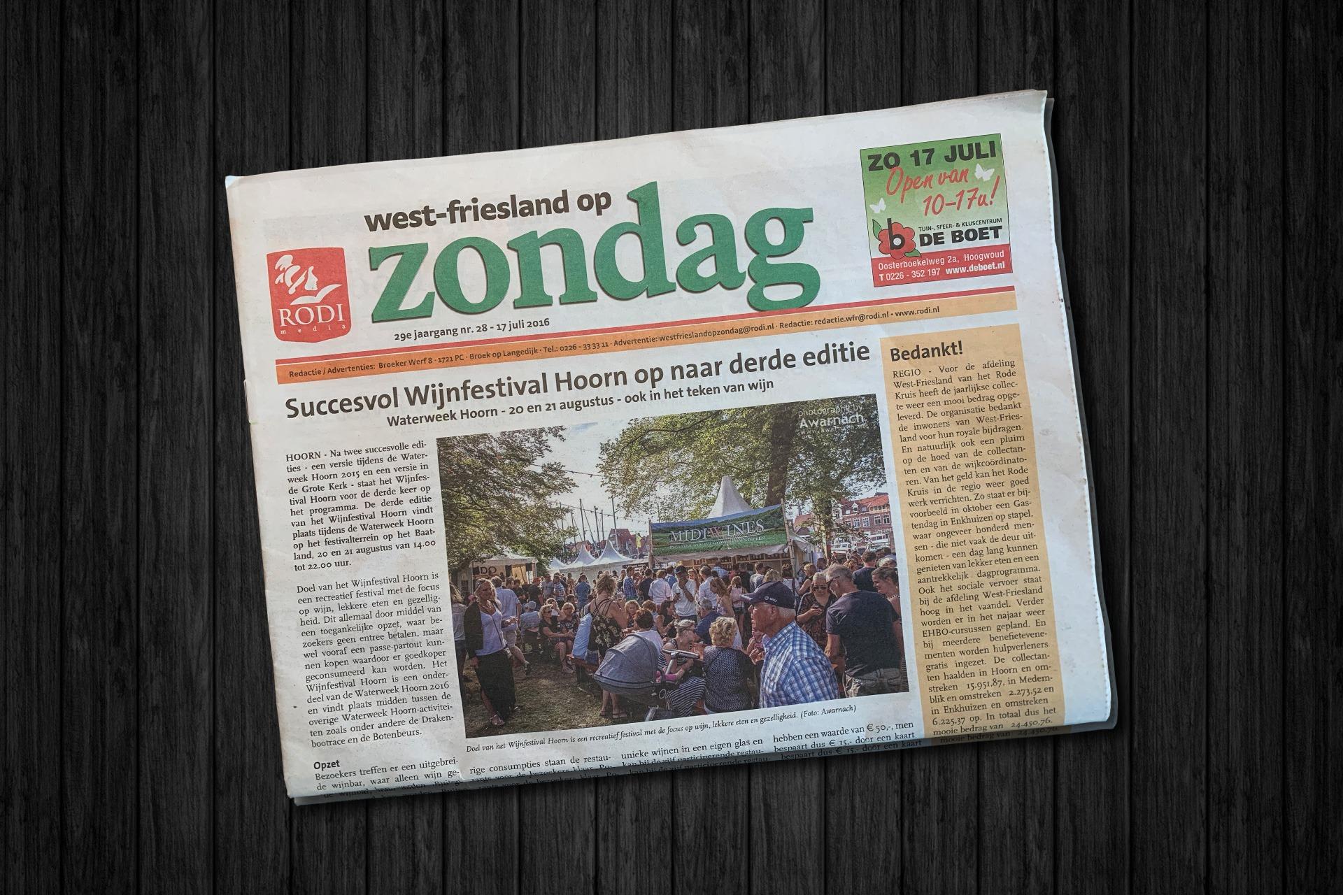 West-Friesland op Zondag